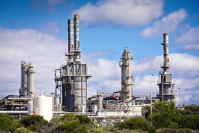 Brisbane oil refinery - Industrial Facilities