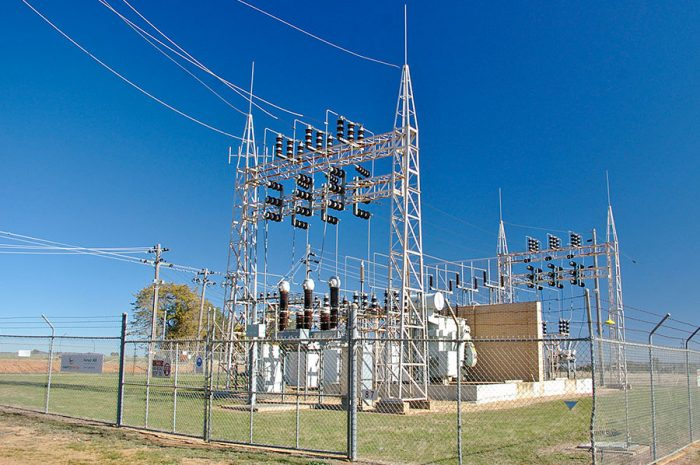 Power sub-station
